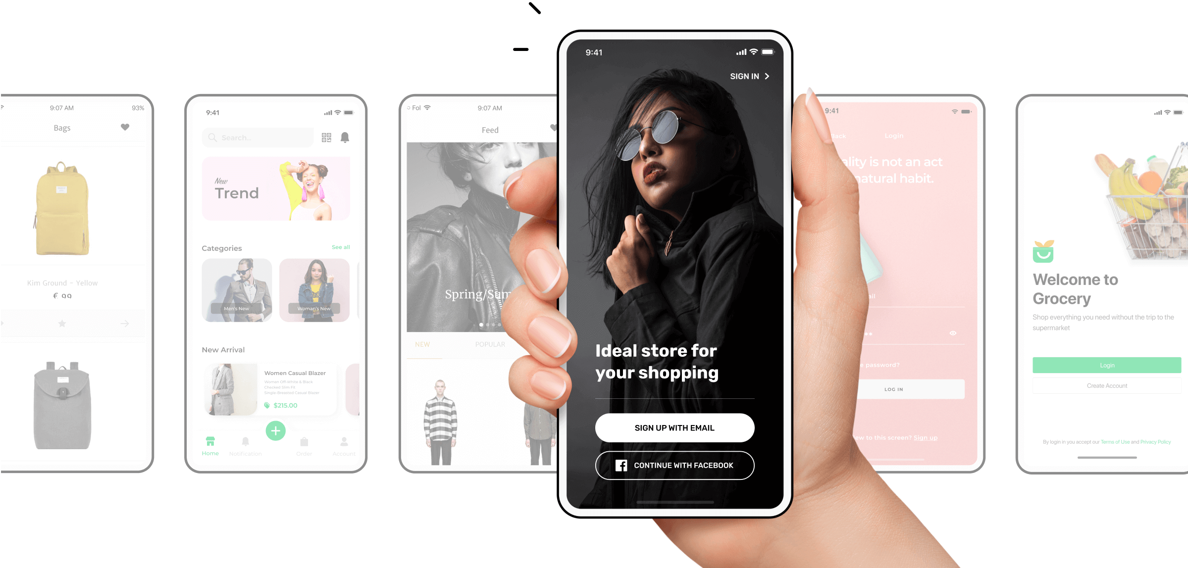 How to build an ecommerce app from scratch
