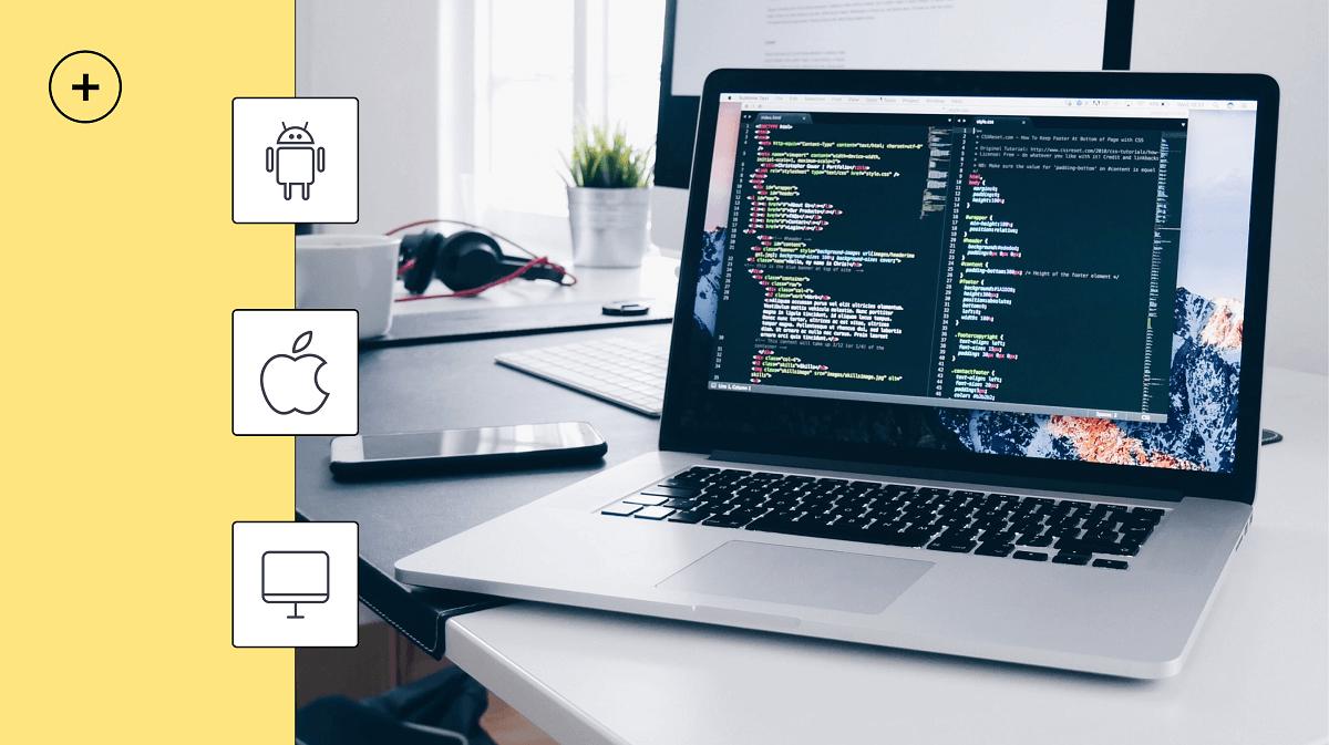 App development platforms (Android, iOS and Desktop)