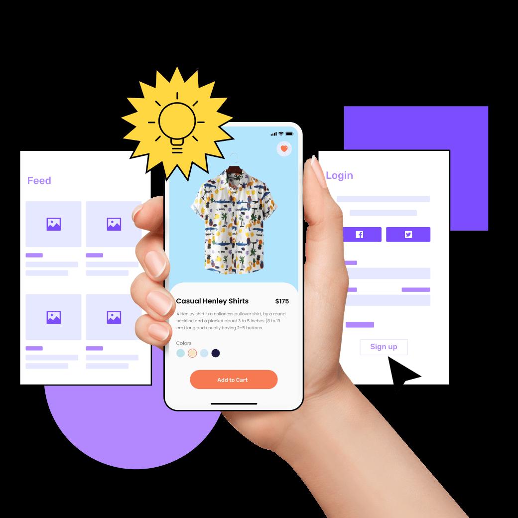 Ecommerce & Retail App
