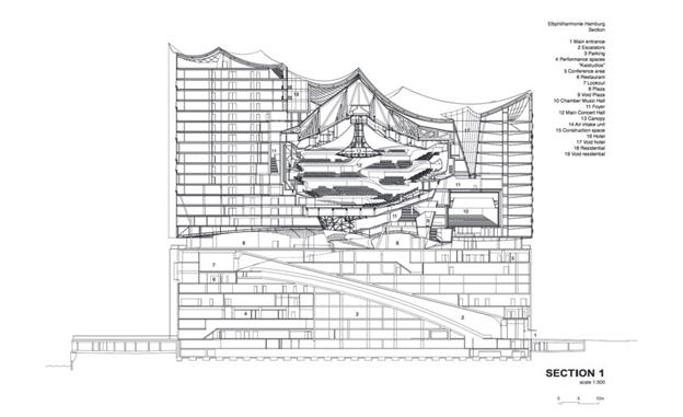 Design Development Plan Section