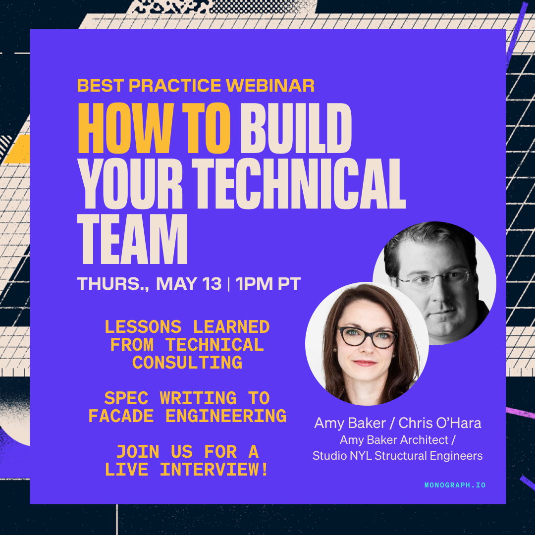 How To Build Your Technical Team - Amy Baker and Chris O'Hara