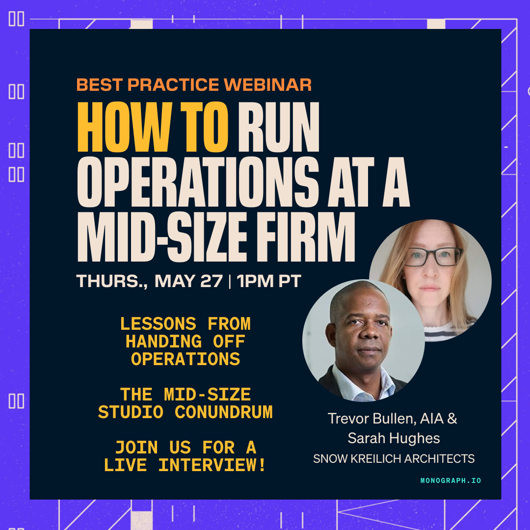 How to Run Operations at a Mid-size Firm - Trevor Bullen and Sarah Hughes