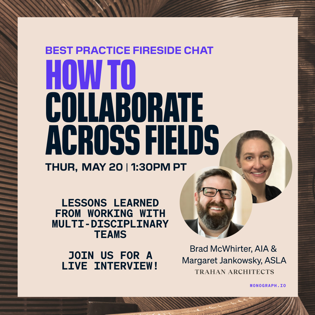 How to Collaborate Across Fields - Margaret Jankowsky, ASLA