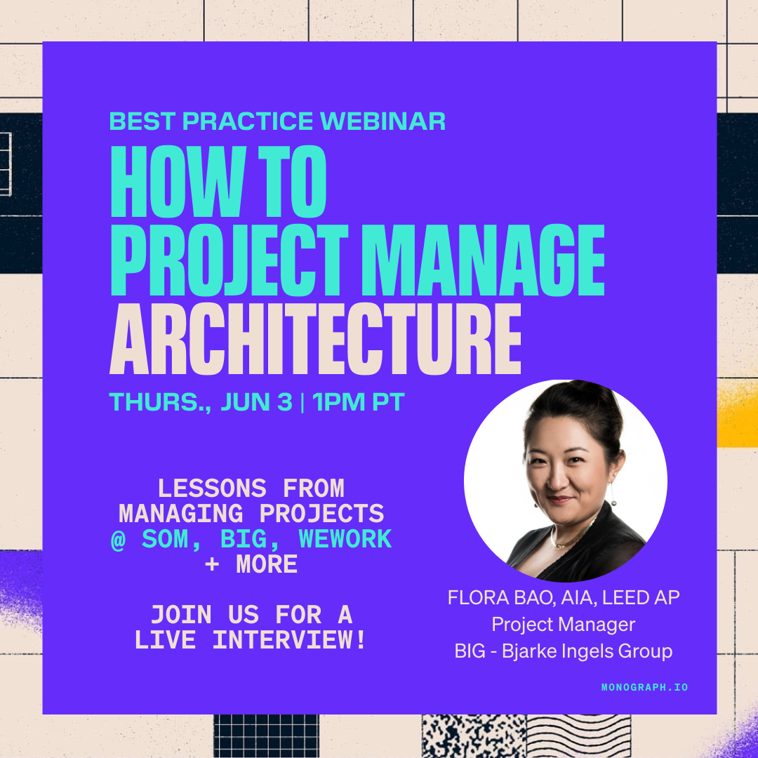How to Project-Manage Architecture