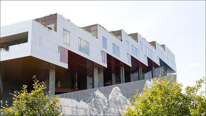 Mountain Dwellings BIG Architects