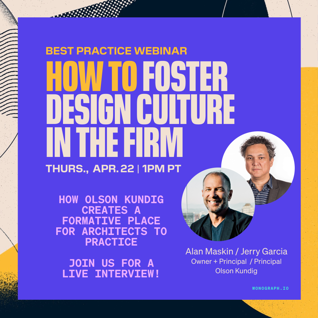How to Foster Design Culture in the Firm - Alan Maskin and Jerry Garcia