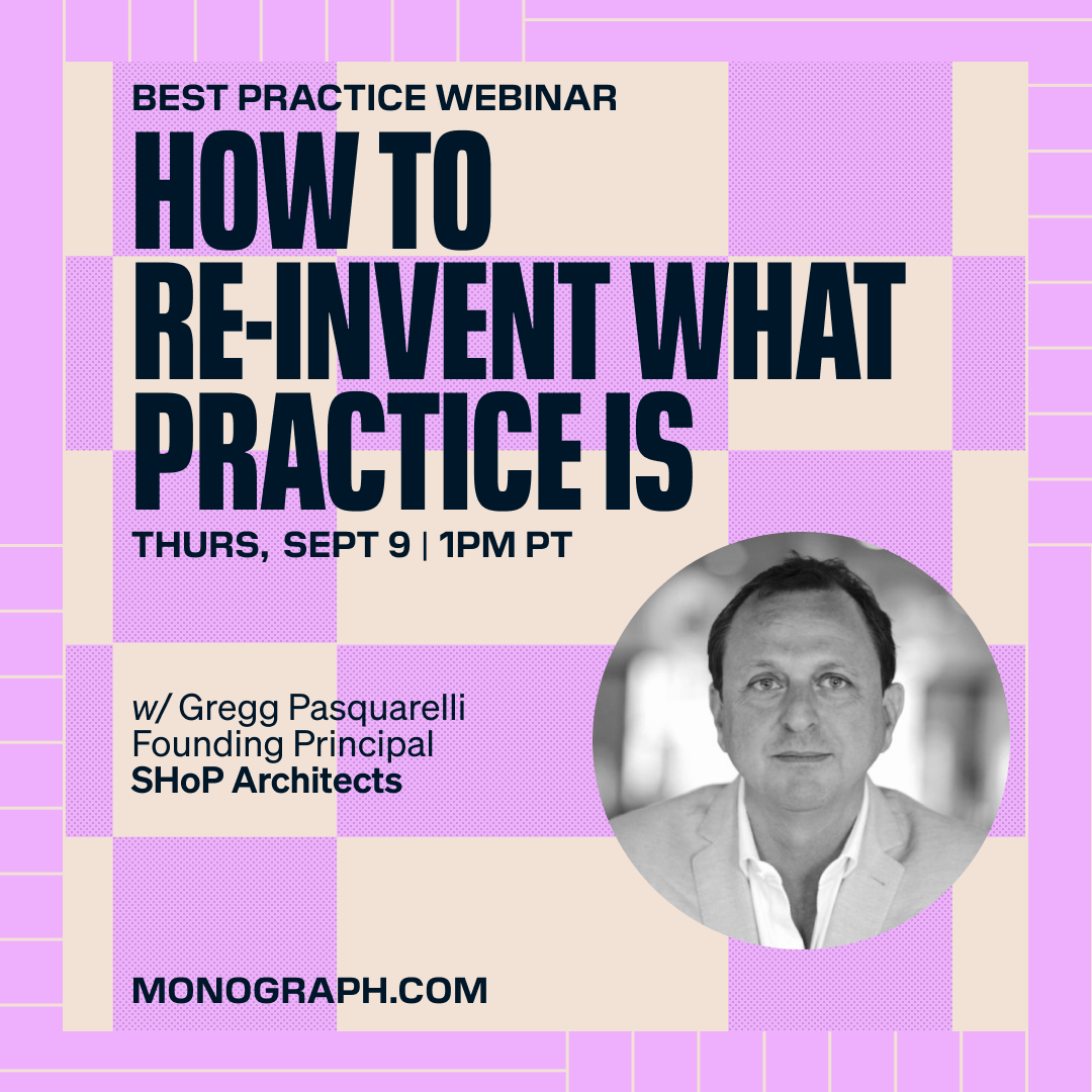 SHoP Architects: How To Re-invent What Practice Is (w/ Gregg Pasquarelli)