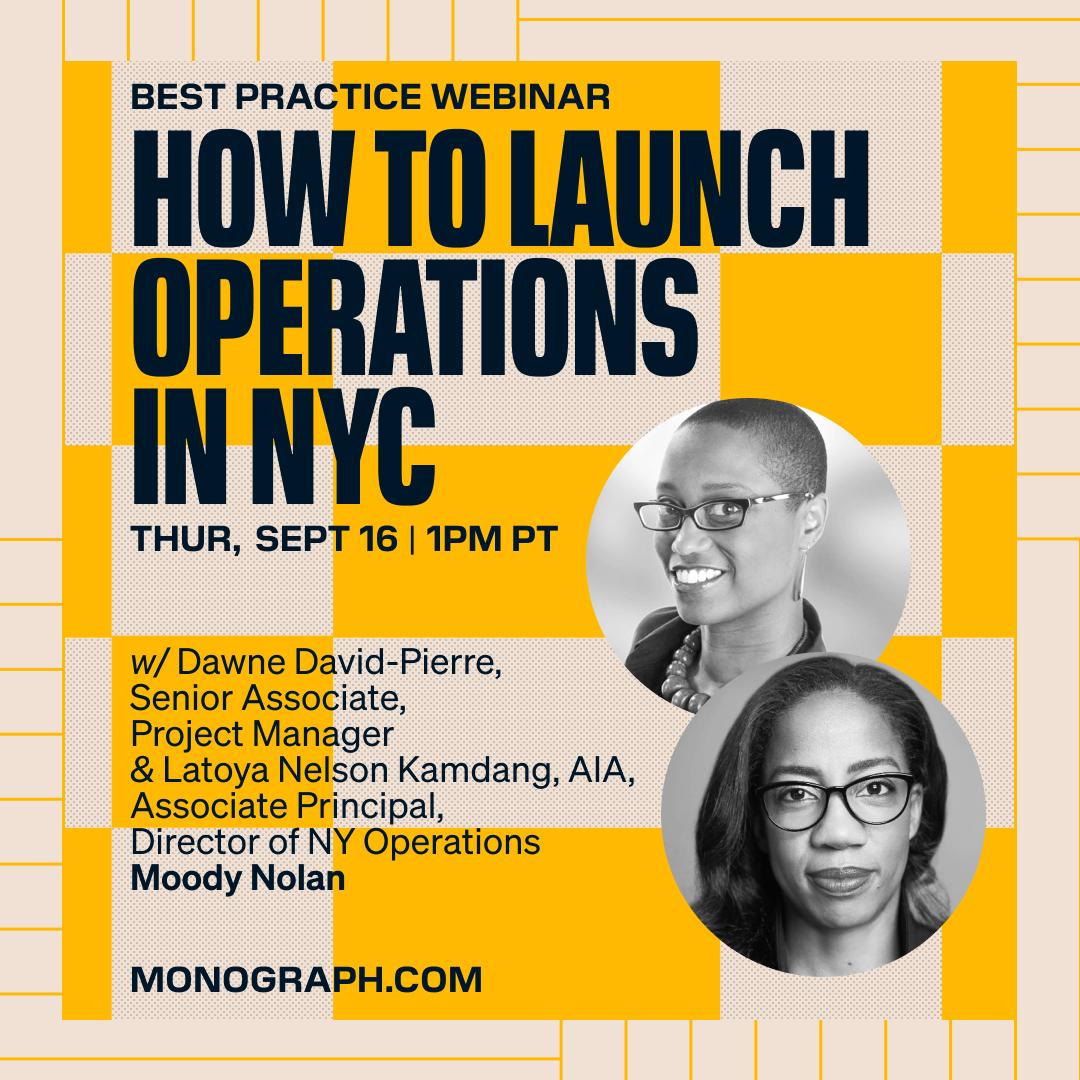 Moody Nolan: How To Launch Operations in NYC (w/ Latoya Nelson Kamdang, Dawne David-Pierre)