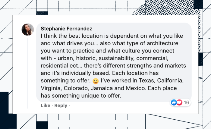 Best Cities for Architecture Careers Depend on Your Personal Preference