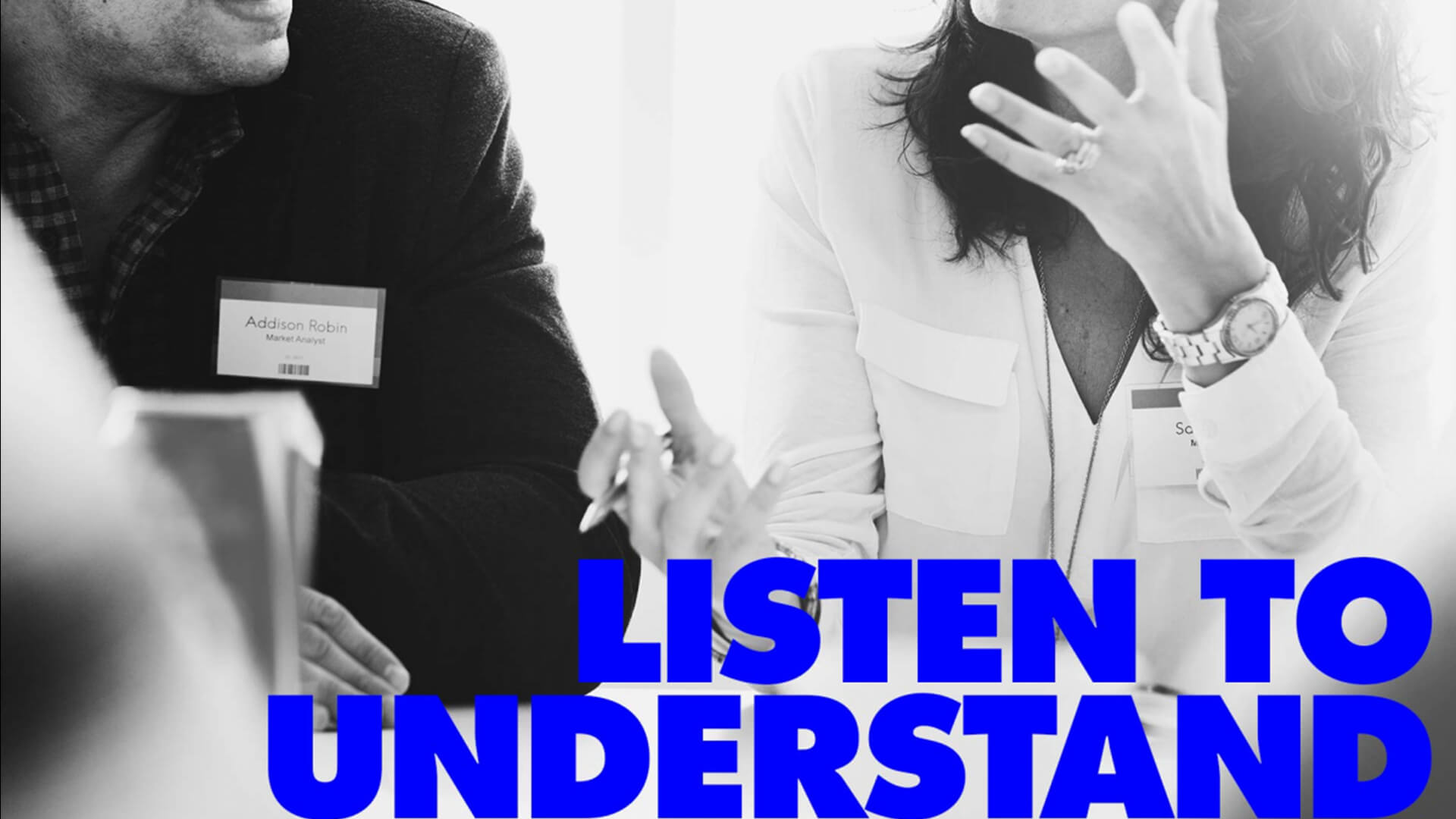Why Listening to Understand is Important to Selling