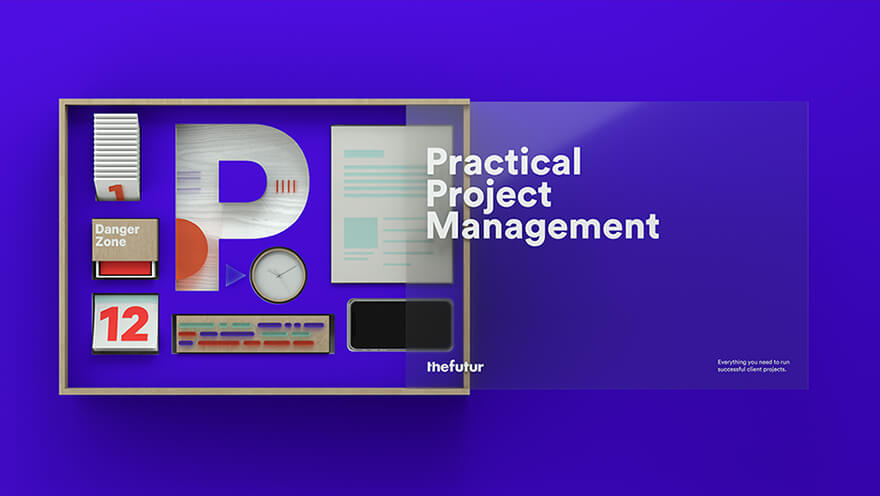 Check out the Practical Project Management course from The Futur.