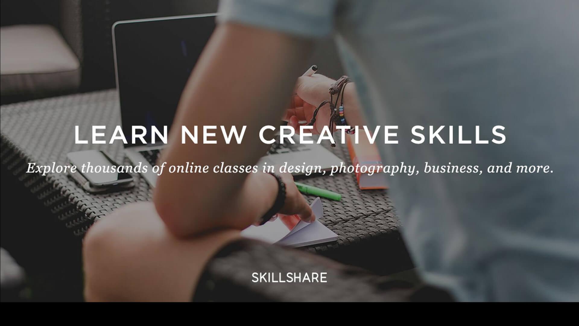 Recommended Skillshare Courses for Logo Design