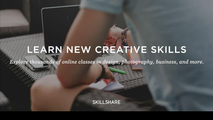 标志设计推荐的技能分享课程