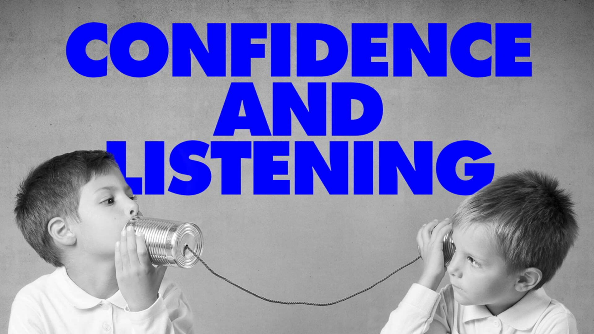 How to Show Confidence Without Knowing Everything