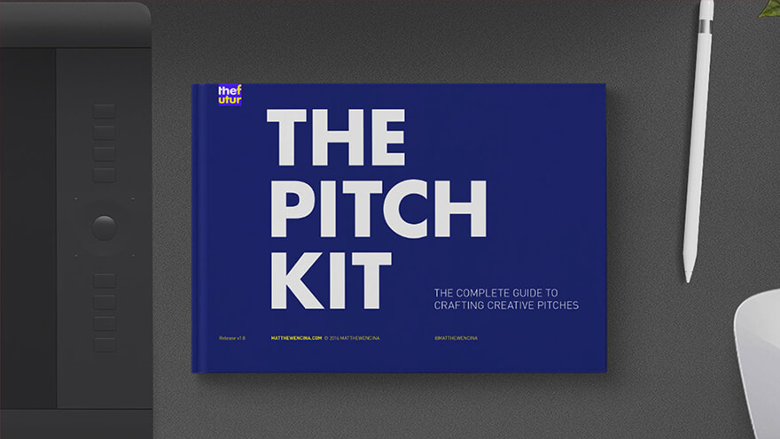 Master the art of the pitch with The Pitch Kit.