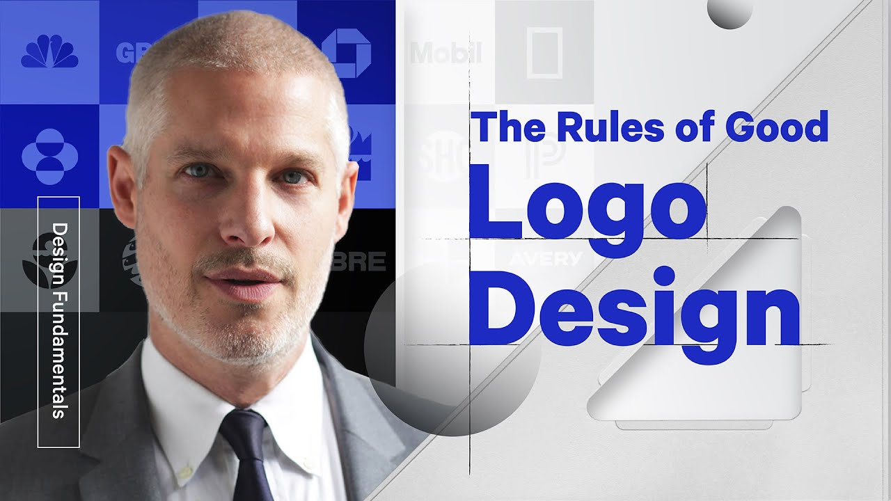 The 3 Rules of Good Logo Design