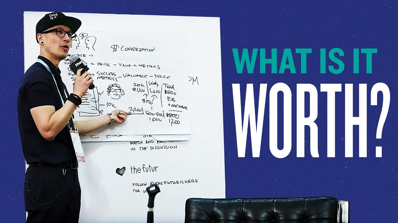 How To Charge For Design—Value Based Pricing