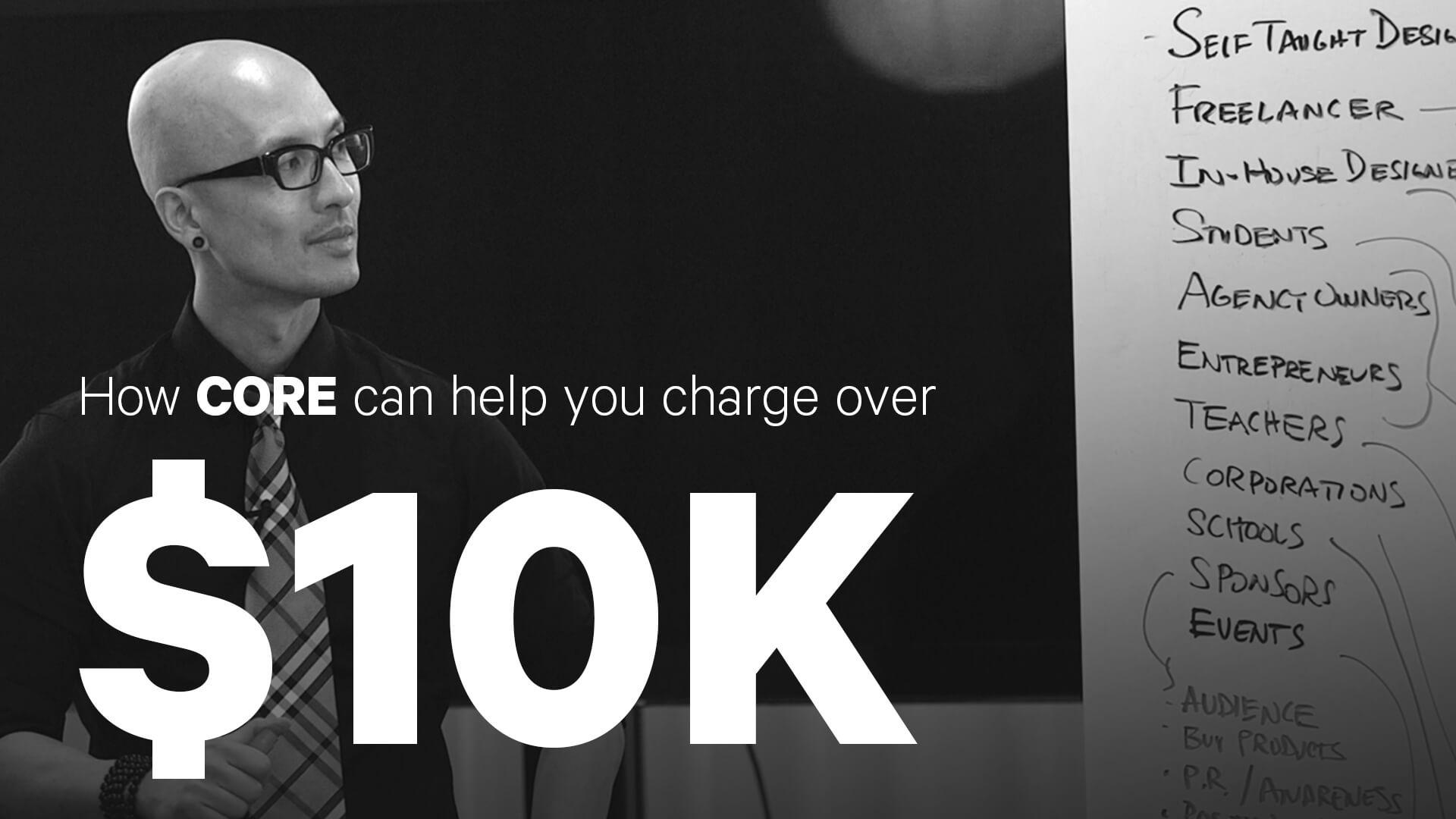 核心如何帮助您收取超过10万美元的发现