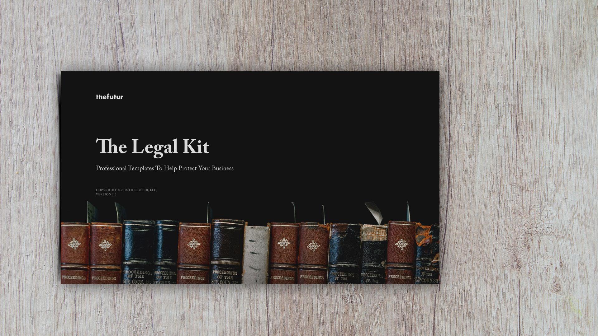 The Futur – Pocket Full of Do & The Legal Kit