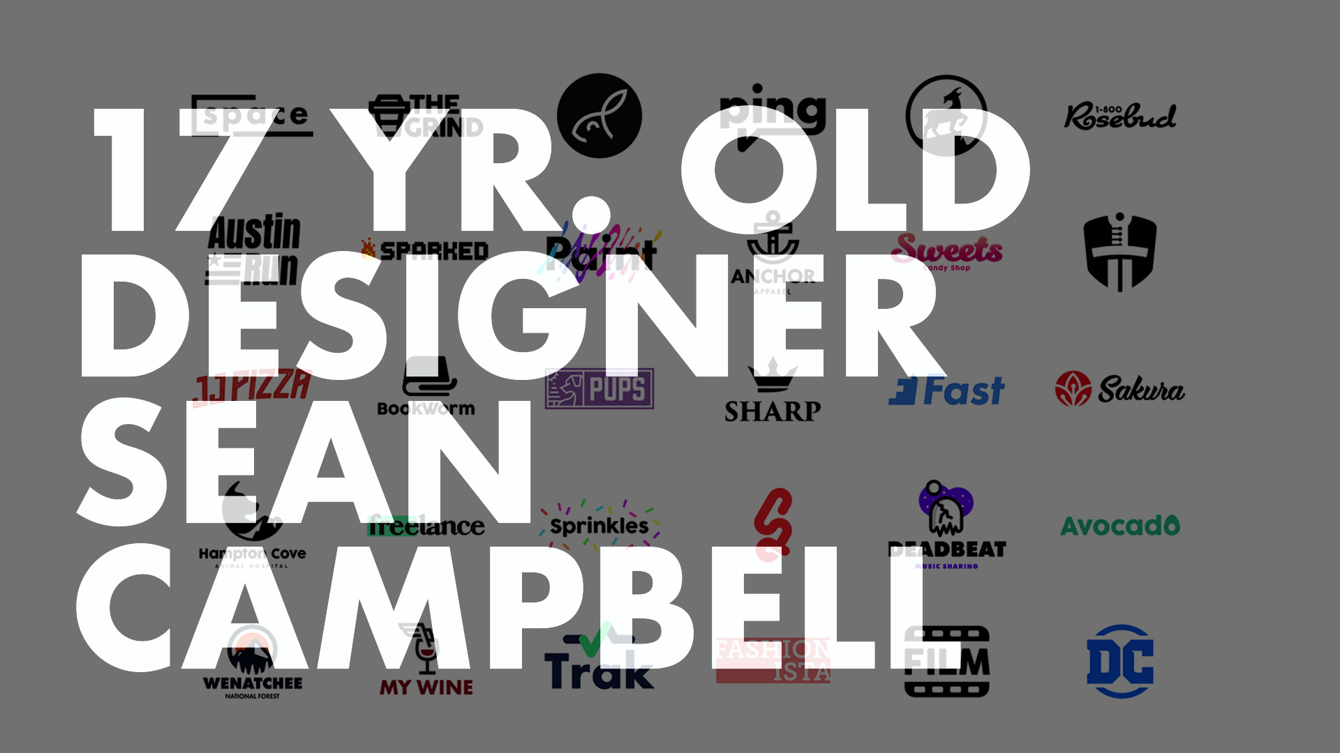 Graphic Designer Sean Campbell