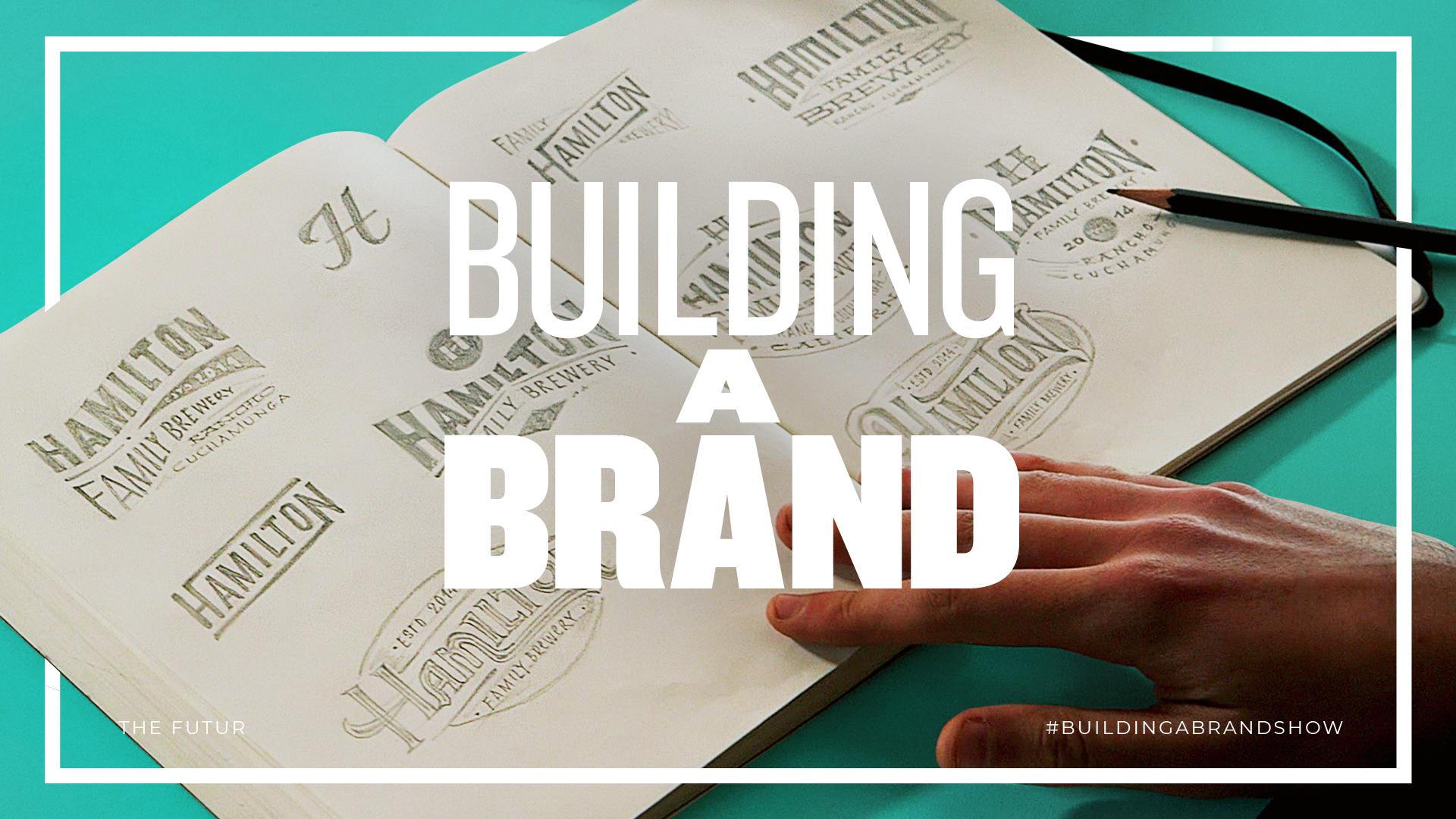 标志设计过程与客户-建立一个品牌,第六章
