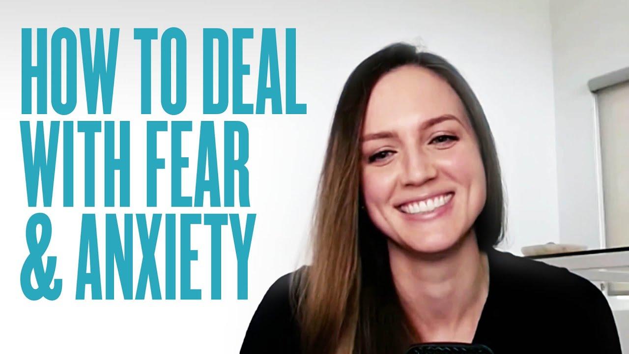 如何应对新冠肺炎大流行带来的恐惧和焦虑