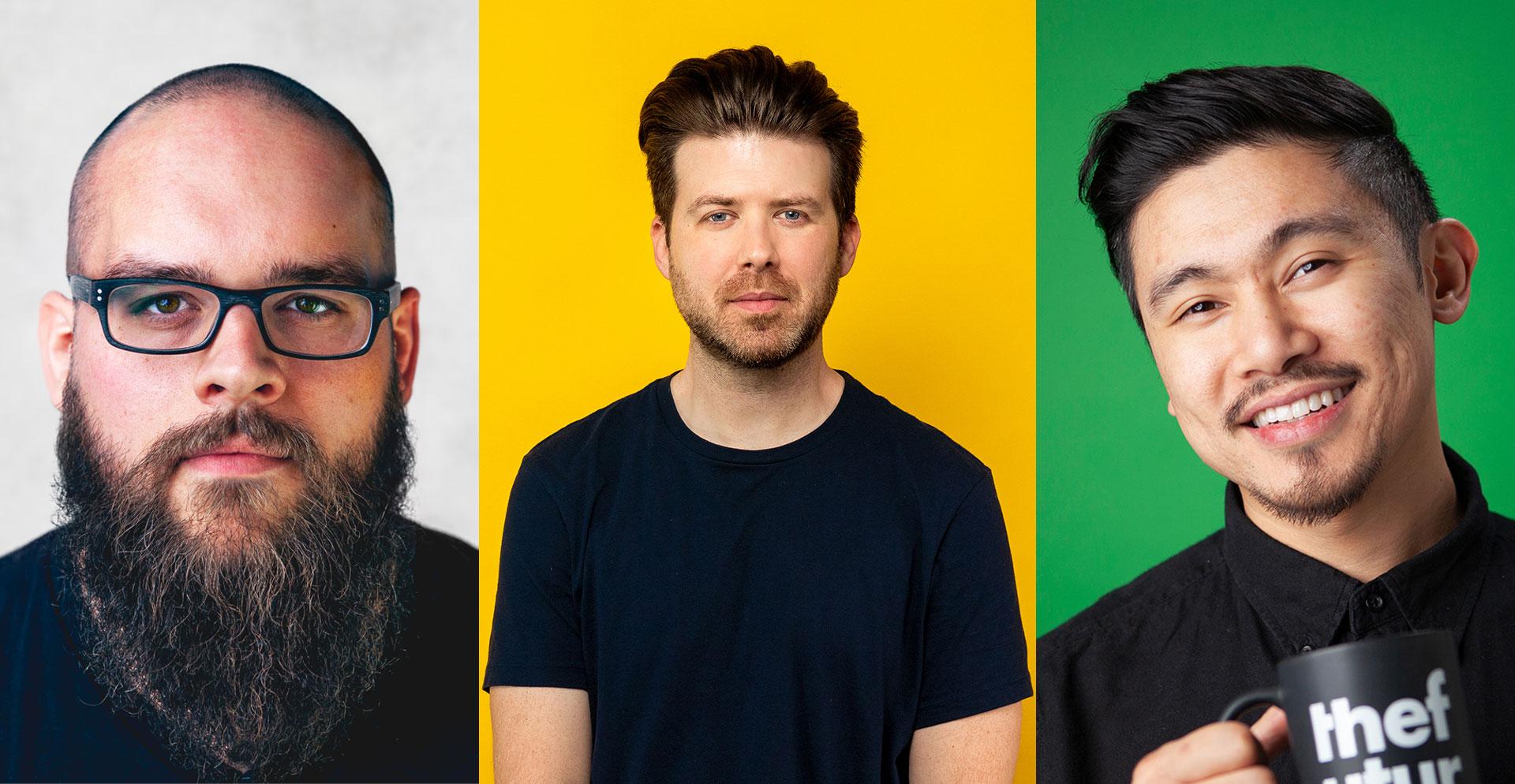 Tune into webinars with Ben Burns, Greg Gunn, and Matthew Encina.