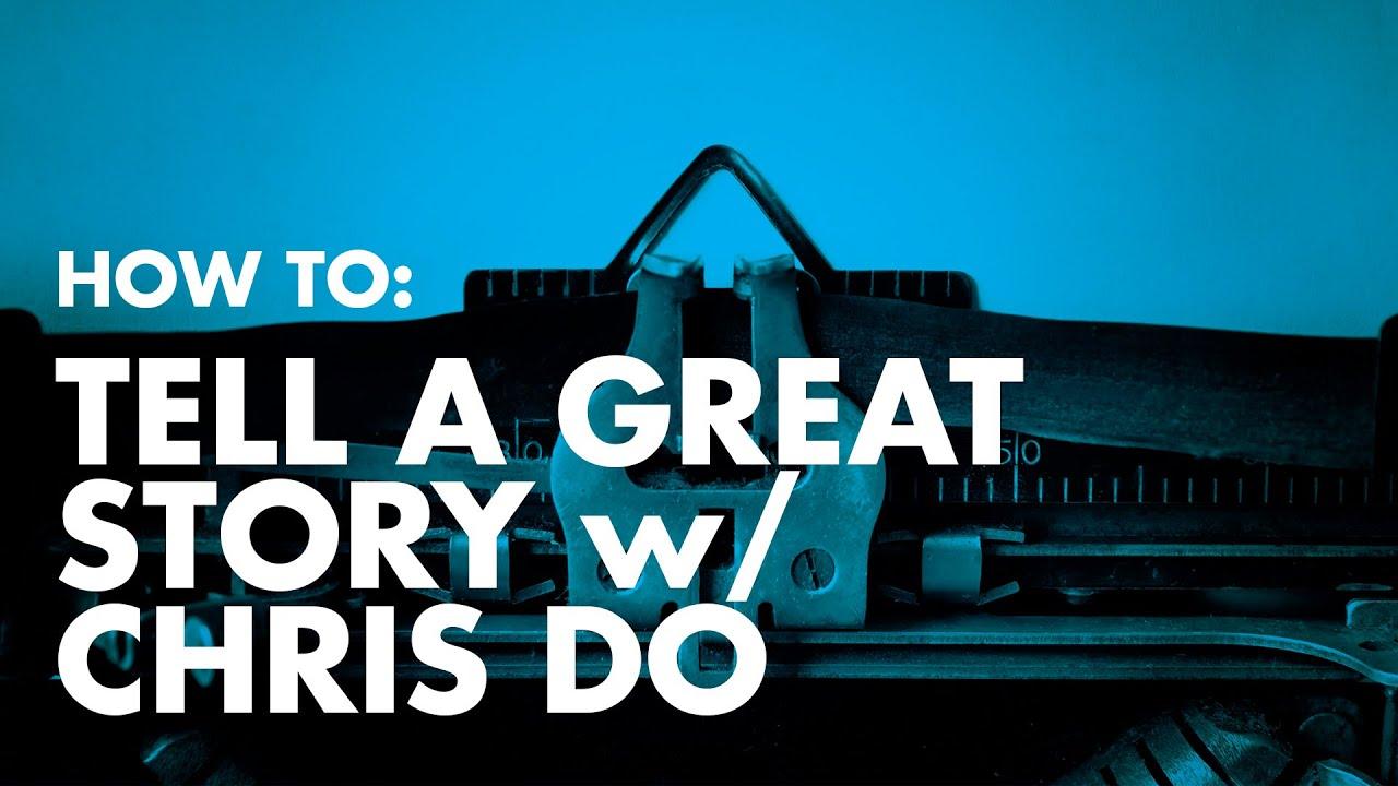 怎么样:讲一个伟大的故事-5讲故事的提示