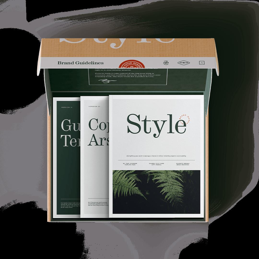 [VIP] The Futur - Style Guide Kit