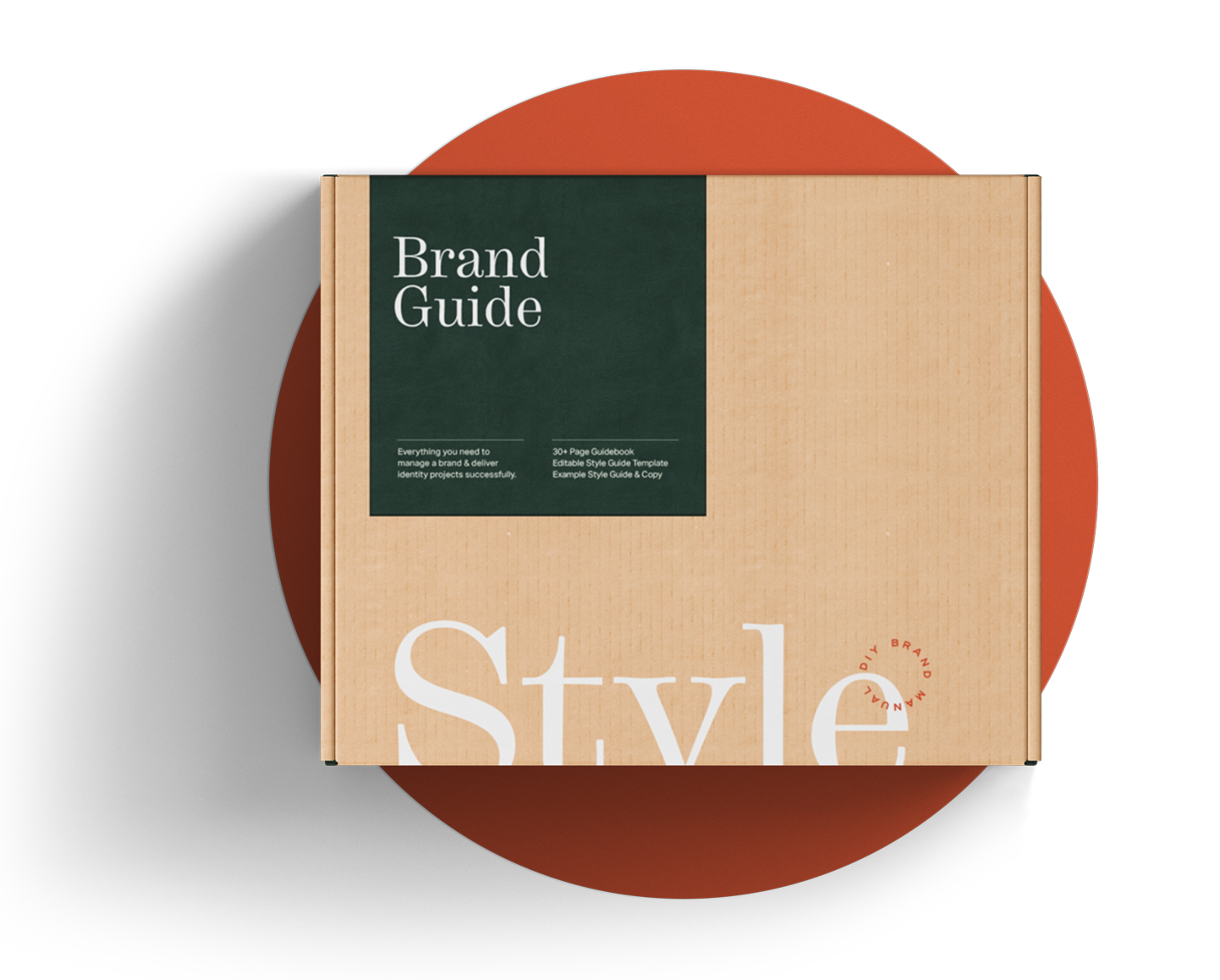 The Style Guide Kit From The Futur