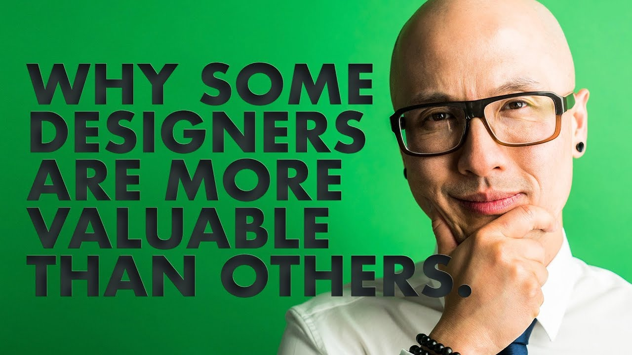 为什么一些设计师比其他人更有价值