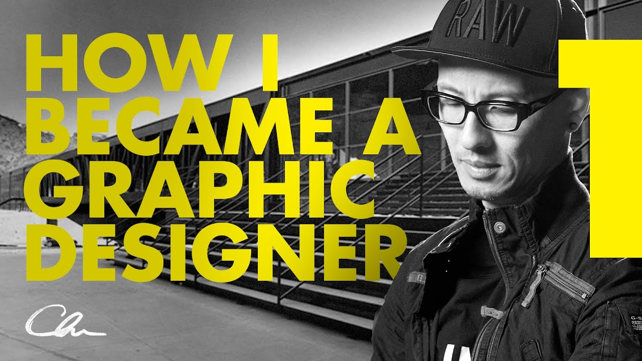 How I Became a Graphic Designer - My Story & Struggles Pt. 1