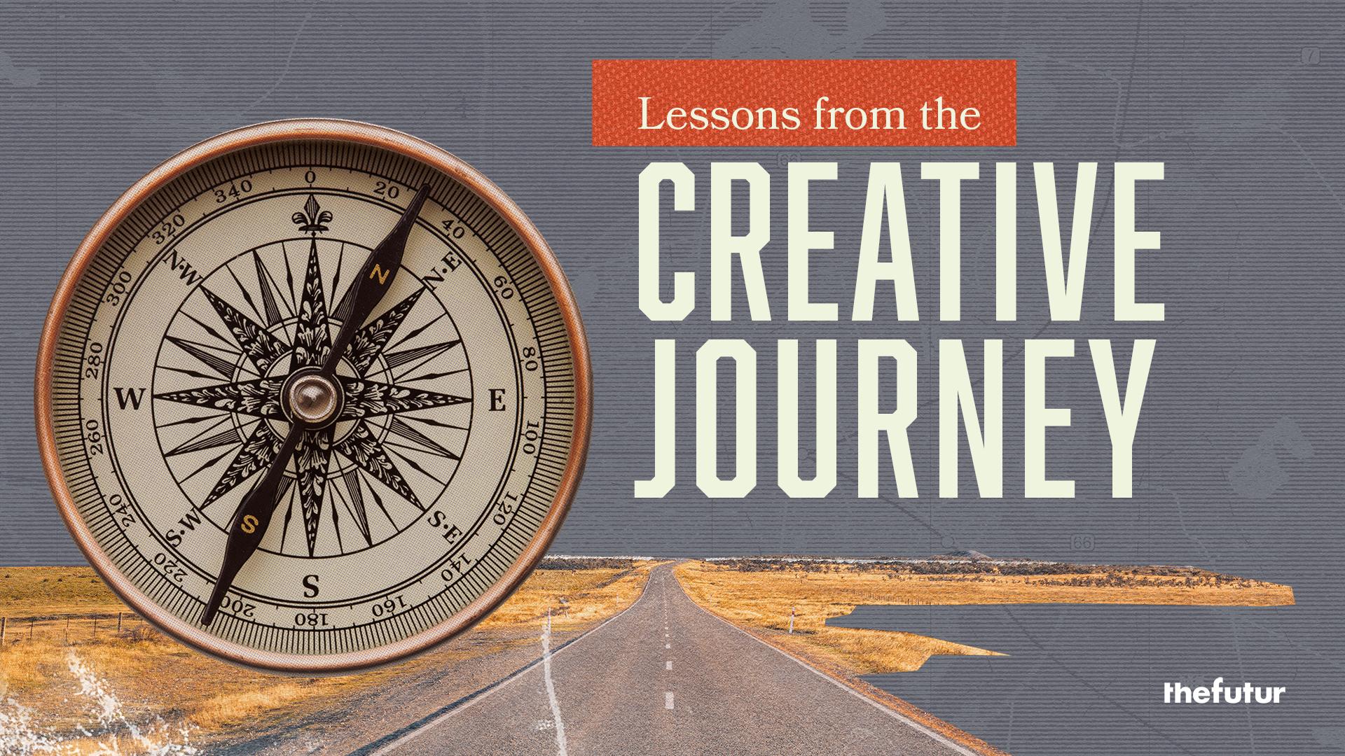 3个技巧让你拥有一个长久的创造性职业生涯