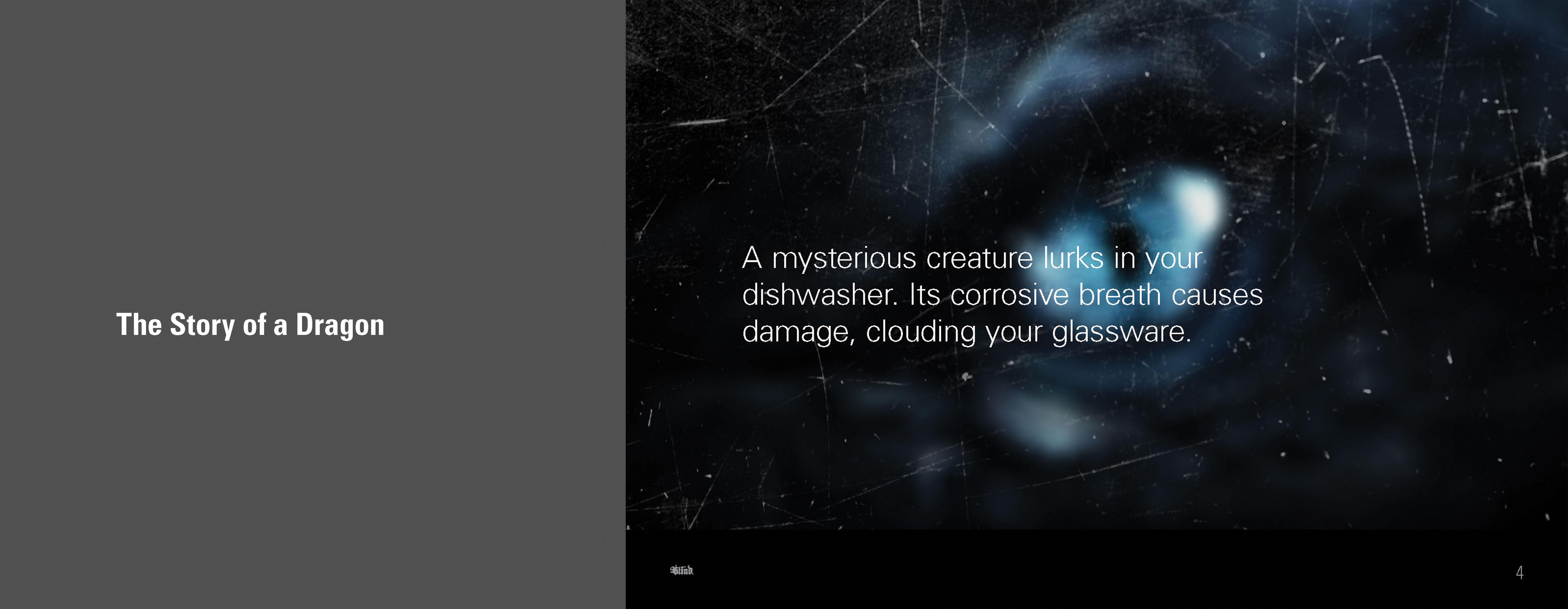 一个例子导演的治疗,用视觉显示故事。