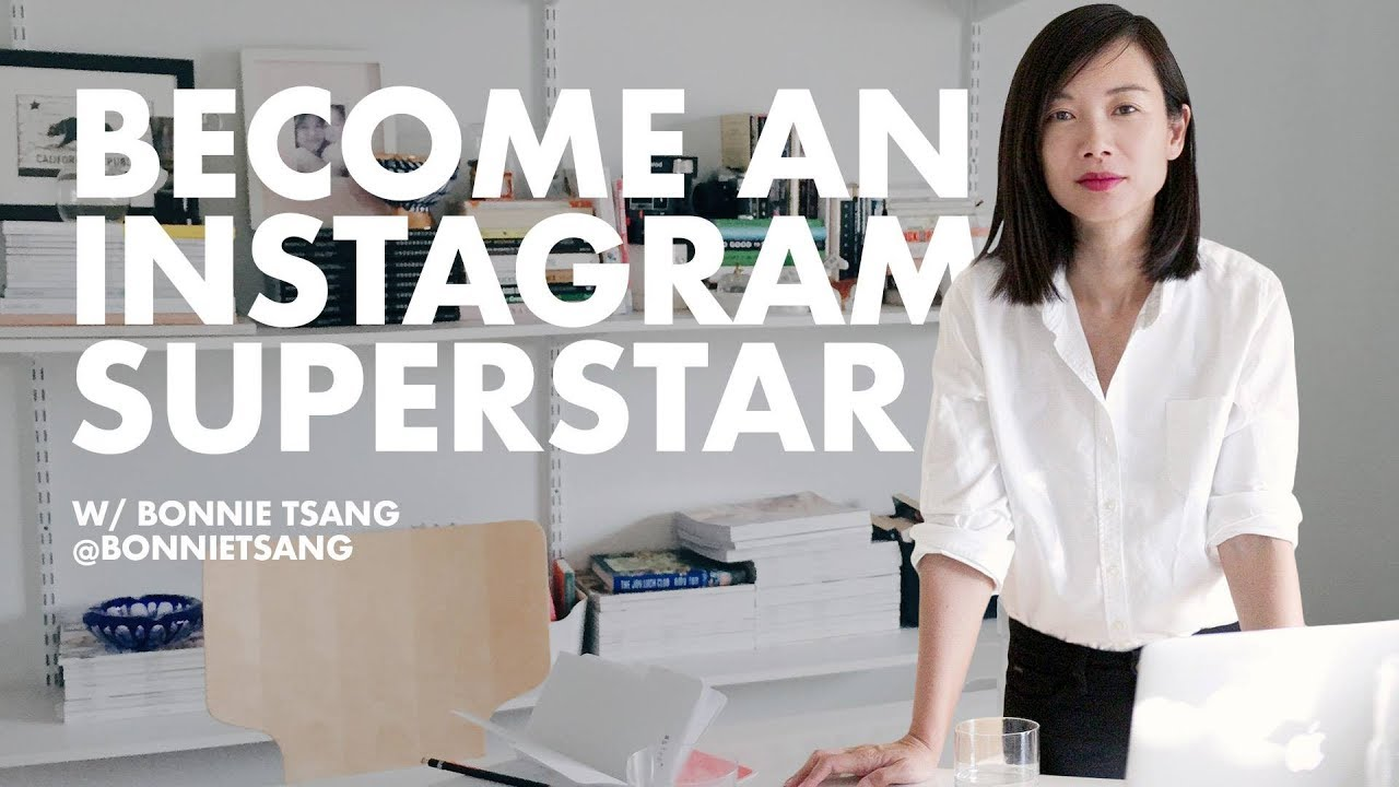 Become an Instagram Influencer w/ Expert Bonnie Tsang