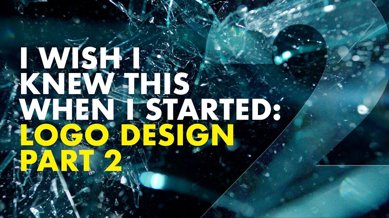 我希望我一开始就知道这一点:标志设计2