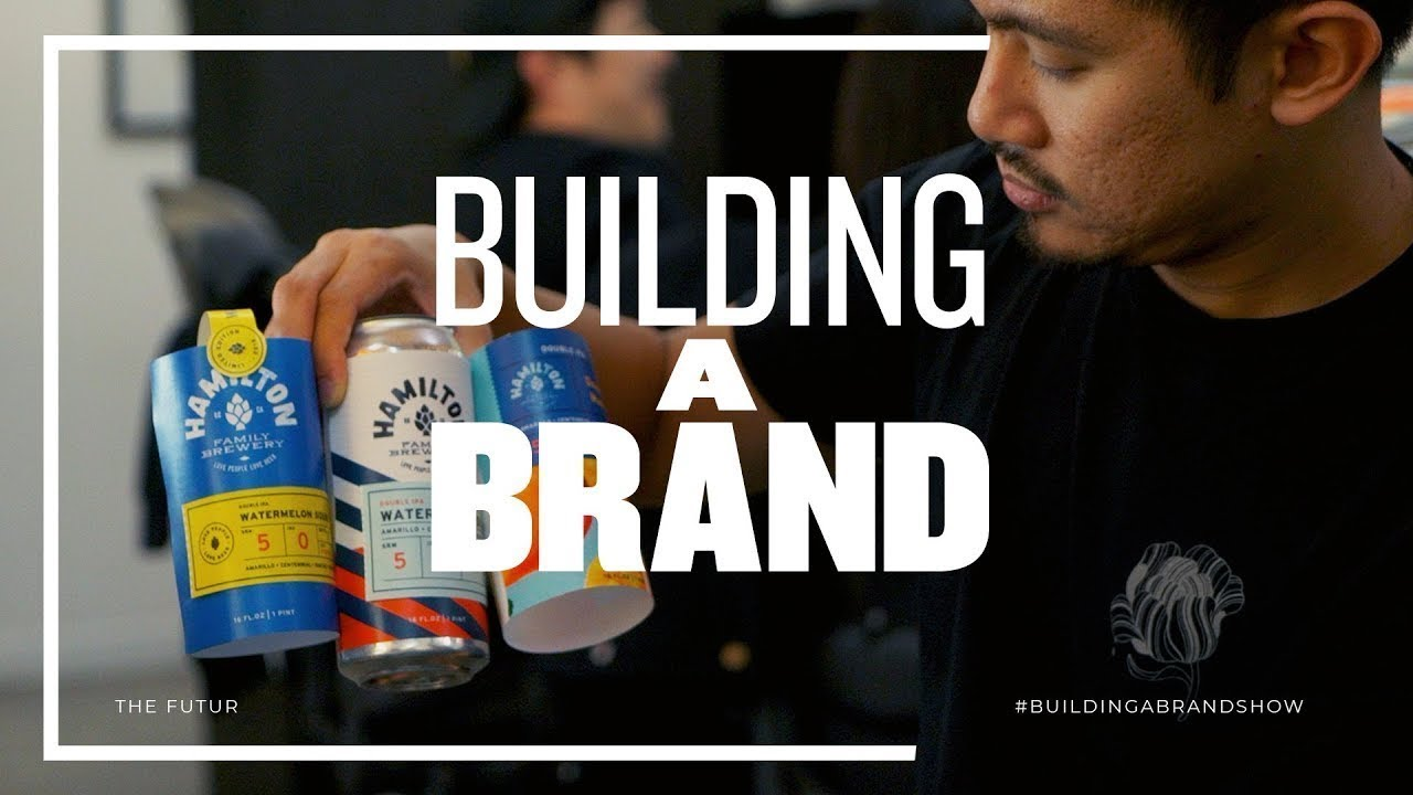 Designing a Beautiful Beer Can – Building A Brand, Ep. 9