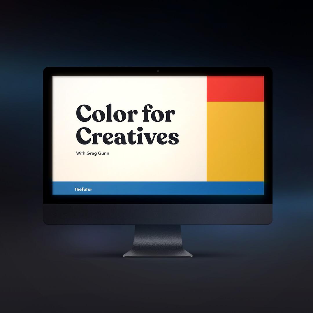 创造者的颜色