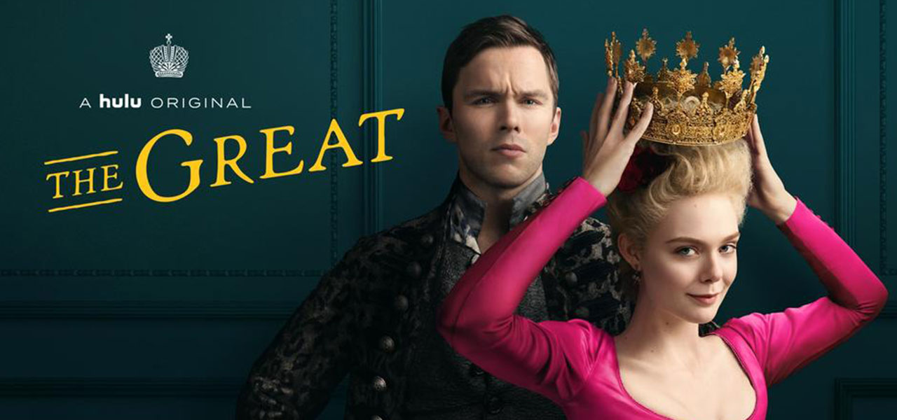 Stream The Great on Hulu.