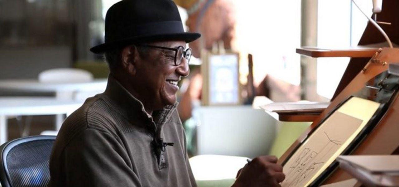 Watch 'Floyd Norman: An Animated Life.'