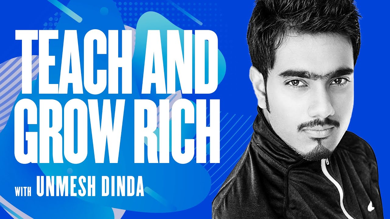 How Unmesh Dinda Got 1.5 Million Subscribers On YouTube