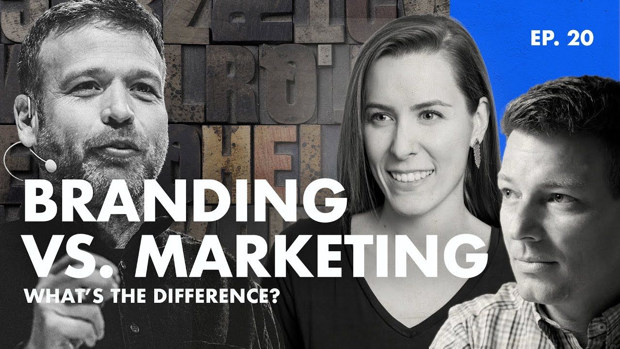 What is the Difference Between Branding & Marketing? What's More Important?