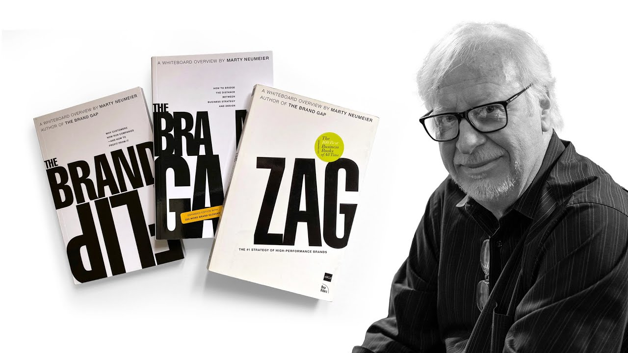 What is Branding? A deep dive with Marty Neumeier