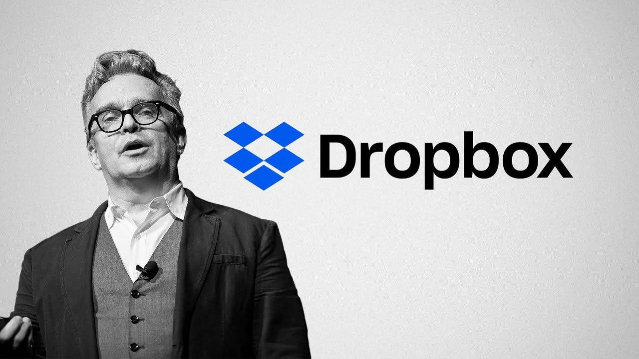 Why Redesign the Dropbox Logo? Design Master Brian Collins Explains
