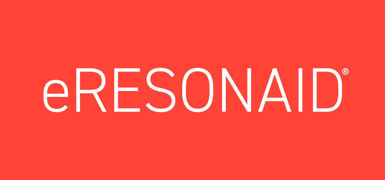 eResonaid logo.