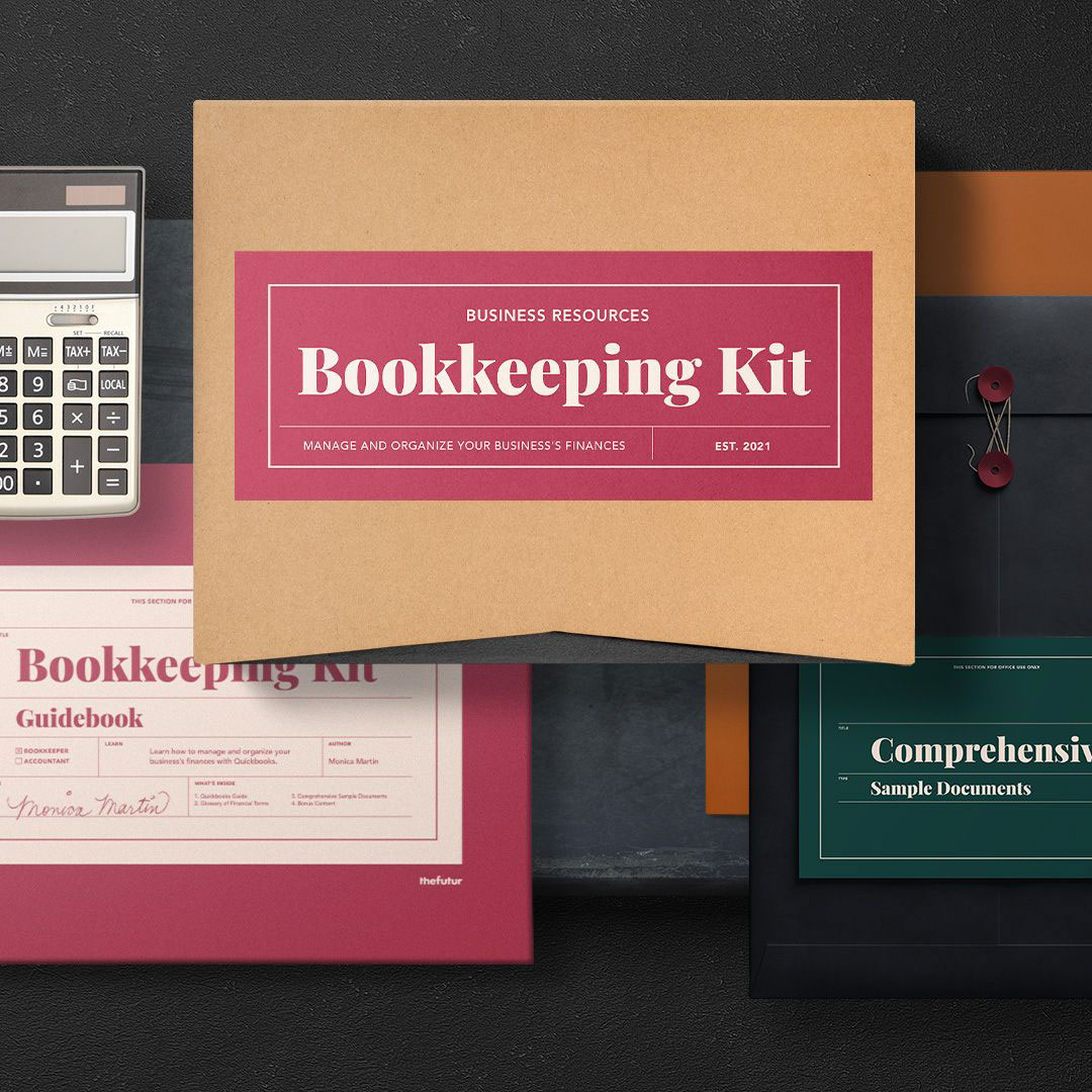 Bookkeeping Kit
