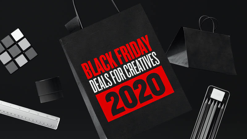 Where to Find the Best Black Friday Deals for Creatives