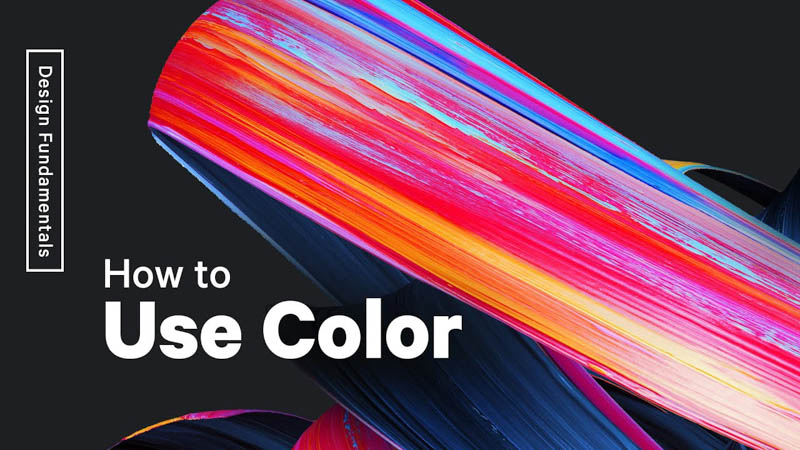 How To Use Color: The Basics