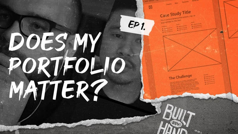 Planning a personal website: Does my portfolio matter?