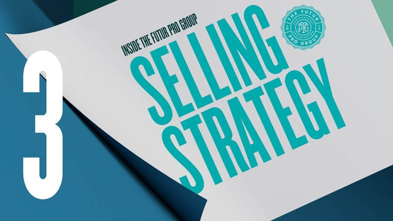 Selling Strategy From Design Work